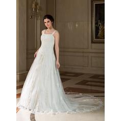 halva ärmar bröllopsklänningar