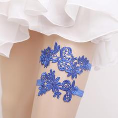 Elegant Hochzeit Strumpfbänder
