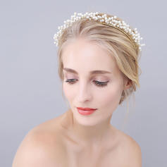 """Headbands Wedding/Special Occasion/Party Alloy/Imitation Pearls 6.69""""(Approx.17cm) 6.69""""(Approx.17cm) Headpieces"""