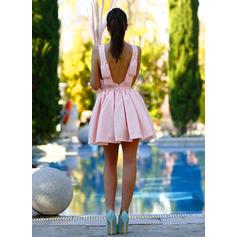 homecoming kjoler lange ærmer