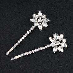 Hairpins Wedding/Special Occasion/Casual/Outdoor/Party Alloy Lovely Ladies Headpieces