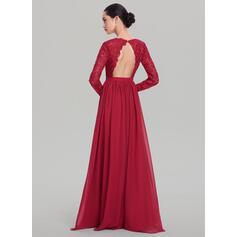 fall long evening dresses