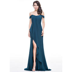 elegant evening dresses for over 50