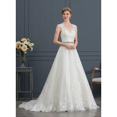 2020 vestidos de noiva de manga longa