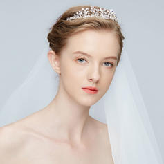 "Tiaras Wedding/Special Occasion/Art photography Alloy 7.09""(Approx.18cm) 1.18""(Approx.3cm) Headpieces"