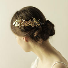 """Combs & Barrettes Wedding/Special Occasion/Party/Art photography Copper 7.09""""(Approx.18cm) 2.76""""(Approx.7cm) Headpieces"""