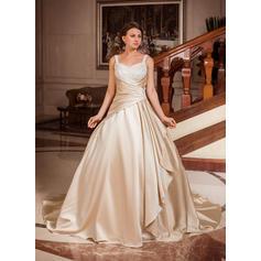 vestidos de novia de marfil