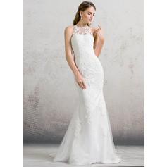robes de mariée de queue de fée