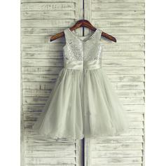 champagne flower girl dresses for wedding