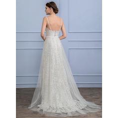 satin wedding dresses online