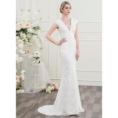 satin timeless wedding dresses