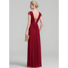evening dresses with sleeves for women