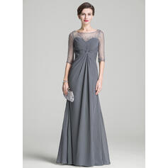 figure flattering mother of the bride dresses