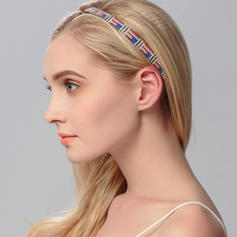 """Headbands Wedding/Special Occasion/Party Rhinestone 9.84""""(Approx.25cm) 0.39""""(Approx.1cm) Headpieces"""
