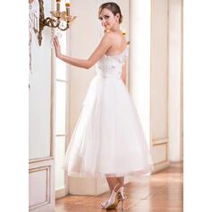 nervosa mãe de vestidos de noiva vestido