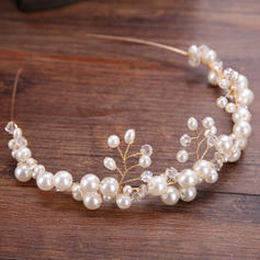Headbands Wedding/Special Occasion/Party/Carnival Alloy/Imitation Pearls Glamourous (Sold in single piece) Headpieces