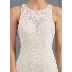 vestidos de noiva lisonjeiro para mulheres grandes
