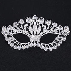 "Masks Wedding Alloy 3.94""(Approx.10cm) Beautiful Headpieces"