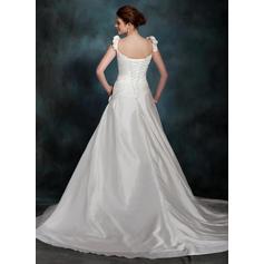madre elegante sexy de vestidos de novia