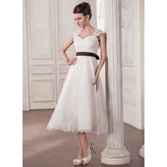 simple elegant short wedding dresses
