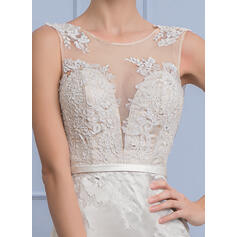 sleek lace wedding dresses canada