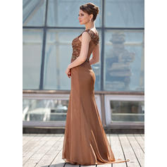 elegant plum mother of the bride dresses