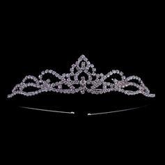 Tiaras Wedding/Party Rhinestone/Alloy Beautiful Ladies Headpieces