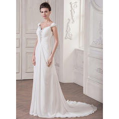50th style wedding dresses