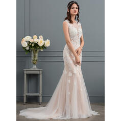 sparkly beaded wedding dresses mermaid