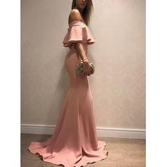 prom dresses for thick waist