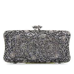 Handtaschen Hochzeit/Zeremonie & Party Legierung Stutzen Verschluss Elegant Clutches & Abendtaschen