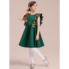 princess tulle tutu flower girl dresses