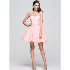 light purple short homecoming dresses