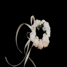 "Wrist Corsage Round Wedding/Party Paper 4.72""(Approx.12cm) Wedding Flowers"