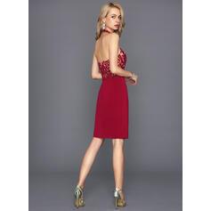vestidos de cocktail formais das mulheres