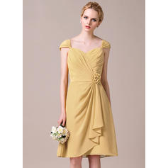 petal colored bridesmaid dresses