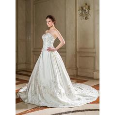 Periwinkle madre de los vestidos de novia