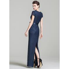 robes de soirée courtes glamorus