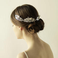 "Headbands Wedding/Special Occasion/Party/Art photography Copper 13.78""(Approx.35cm) 1.57""(Approx.4cm) Headpieces"