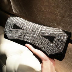 "Clutches/Satchel Ceremony & Party Crystal/ Rhinestone Charming 10.24""(Approx.26cm) Clutches & Evening Bags"