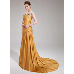 mid length evening dresses for women