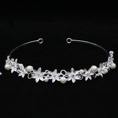 "Tiaras Wedding/Special Occasion Rhinestone/Alloy 5.53""(Approx.14cm) 0.78""(Approx.2cm) Headpieces"