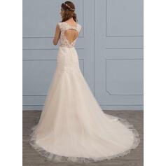 pervenche mère des robes de mariée