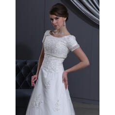 silver wedding dresses for older brides
