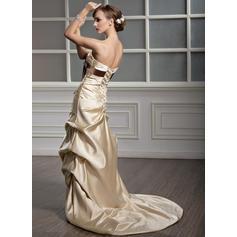 elegante korte brudekjoler