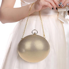 Clutches Wedding/Ceremony & Party Velvet Magnetic Closure Elegant Clutches & Evening Bags