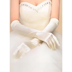 Nylón Opera Largo Guantes de novia
