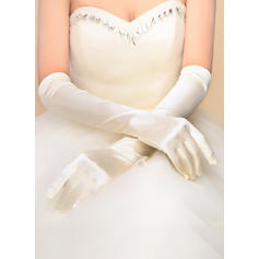 Nylon Ladies' Gloves Opera Length Bridal Gloves Nylon Gloves