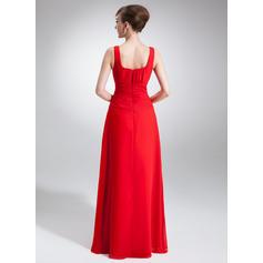 asymmetrical hemline bridesmaid dresses
