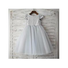 cute cheap flower girl dresses